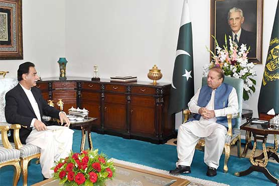 Speaker meets PM, briefs him on Afghanistan visit  Speaker meets PM, briefs him on Afghanistan visit