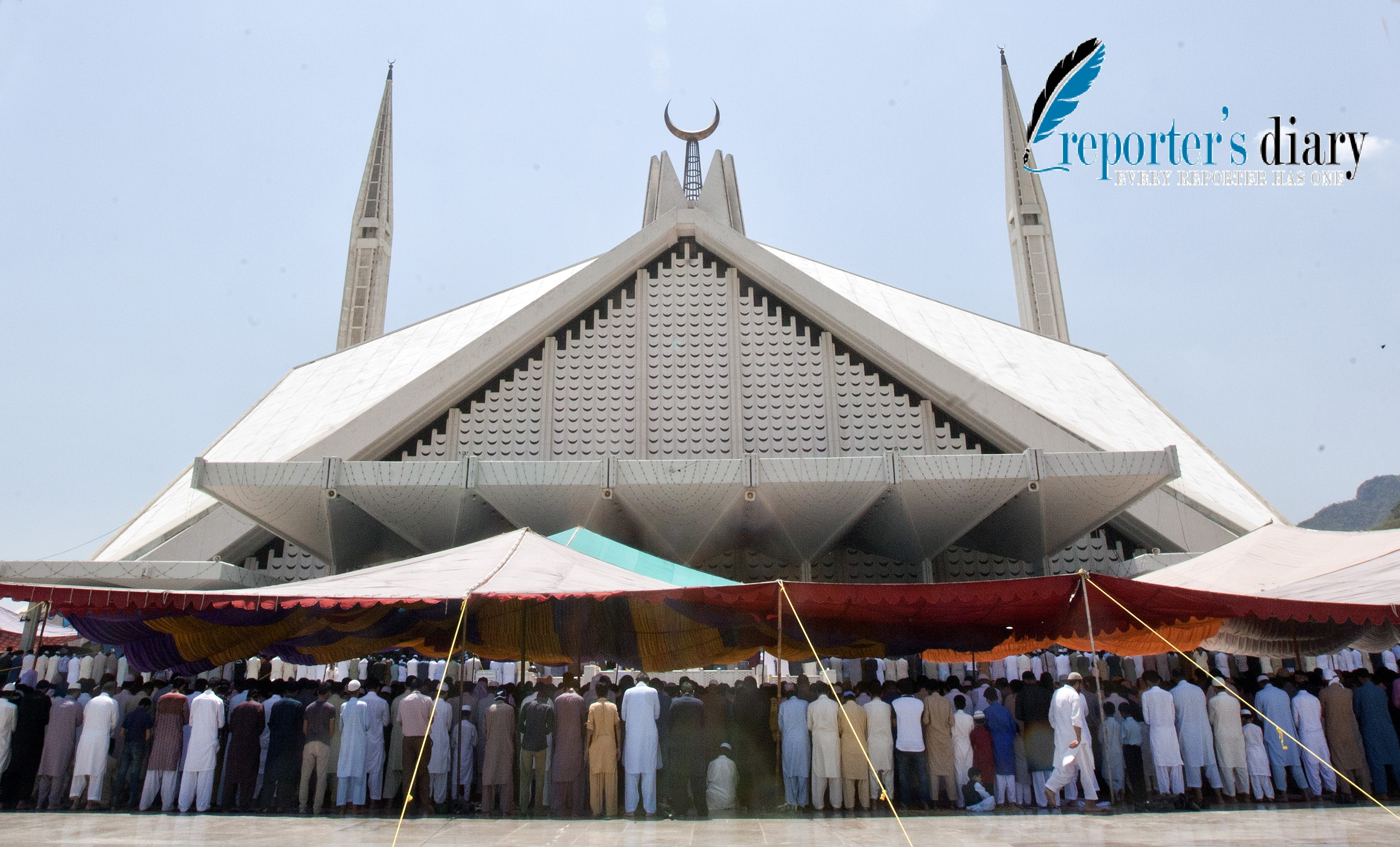Juma tul Widah, the last Friday of holy Month of Ramazan was observed with religious zeal.