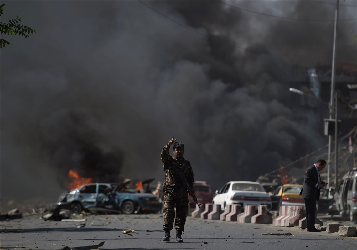 Explosion near a mosque in Herat Afghanistan, several killed