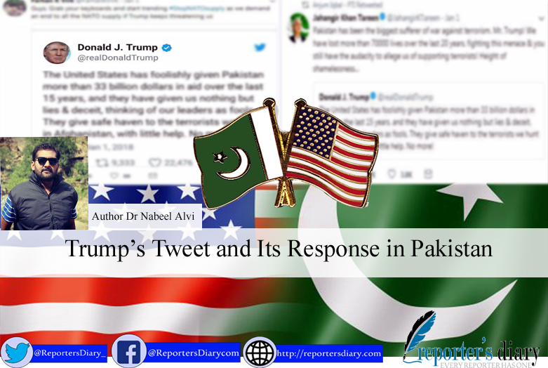 Trump's Tweet and Its Response in Pakistan