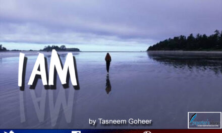 I Am by Tasneem Goheer