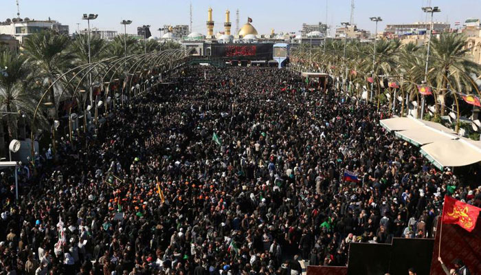 Toll in Karbala stampede rises to 31 dead: ministry