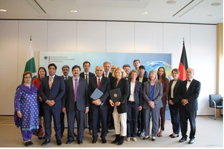 Germany commits € 109 Million for Development Cooperation with Pakistan