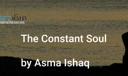 The Constant Soul by Asma Ishaq